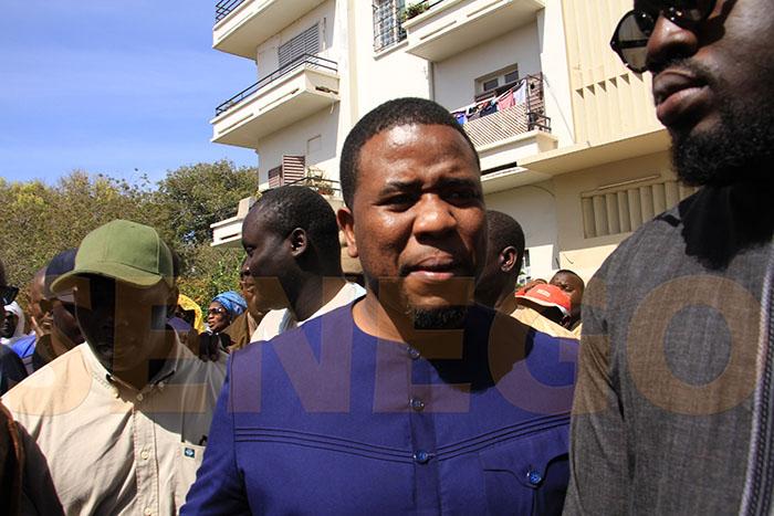 Bougane Guèye Dany, Homme de l'année, hsf