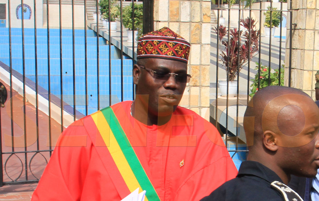 Cheikh Mbacké Bara Doly, Groupe parlementaire, madické niang, remplacé