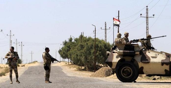 Six djihadistes tués dans le Sinaï — Egypte