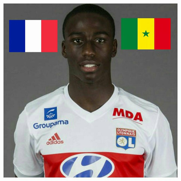 équipe nationale, Ferland Mendy