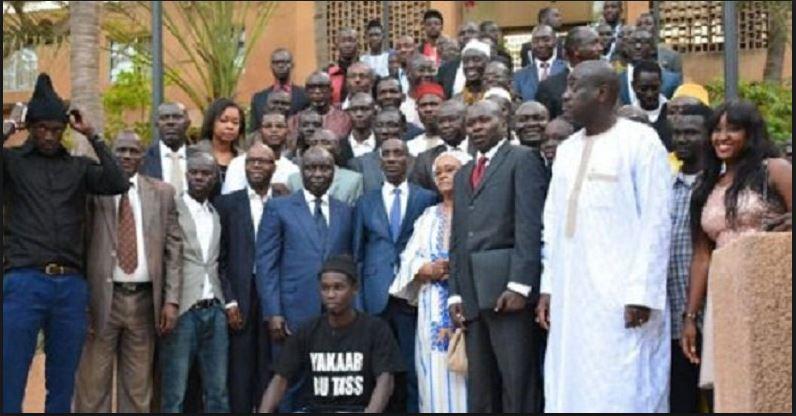 dialogue politique, frn, Opposition