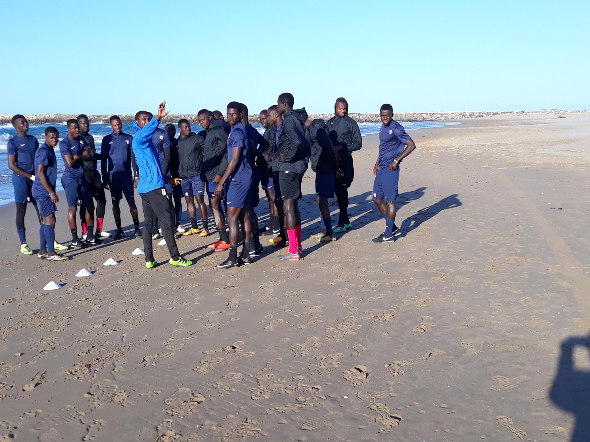 Coupe CAF, Génération Foot, Images, malhuers