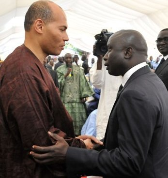 Abdoulaye Wade, Idrissa Seck, Réconciliation