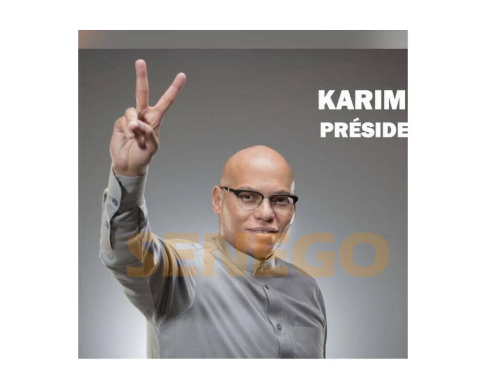 Calendrier, Karim Wade, parrainage, tournée nationale