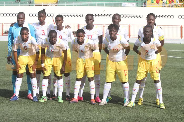 Algérie, Eliminatoires CAN, féminin, Lionnes