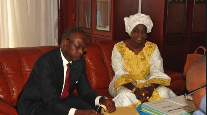 Apr, Mahammed Boun Abdallah Dionne, Mimi Touré, Présidentielle