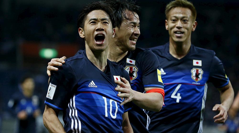 Japon, Mondial 2018, Pré liste