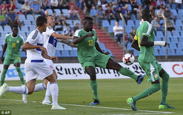 Le Sénégal tenu en échec par le Luxembourg (0-0) — Match amical