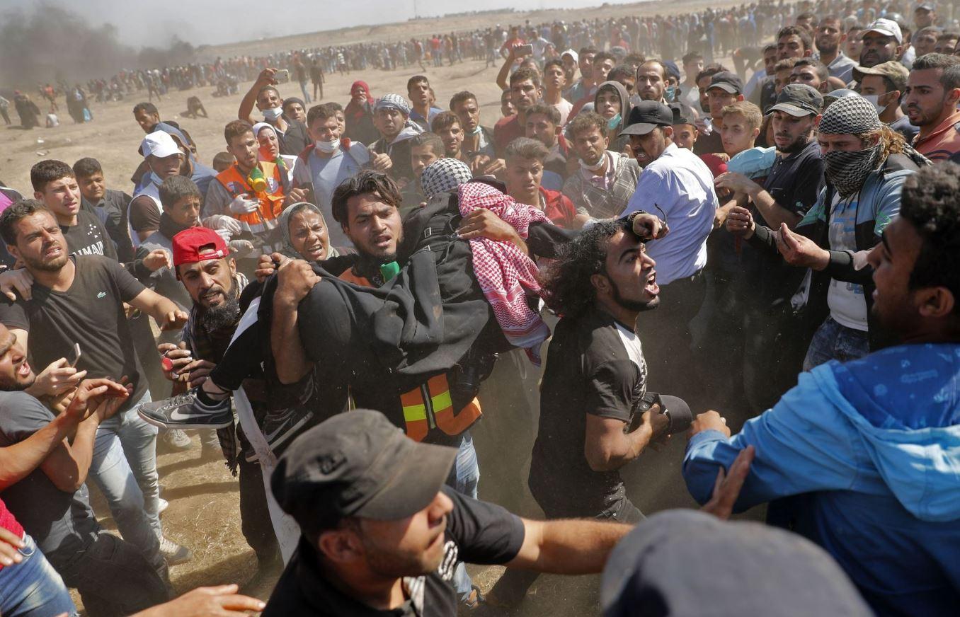 Expliquez-Nous ce que signifie pour les Palestiniens la