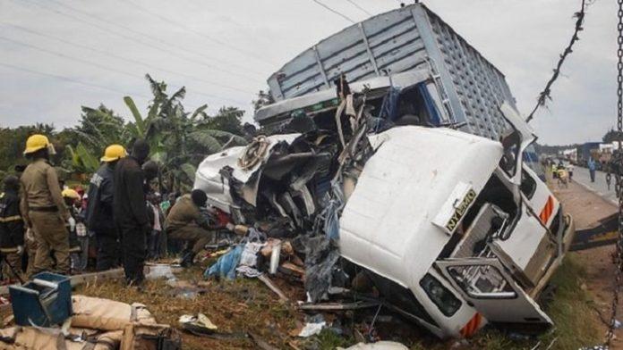 48 personnes tuées dans un accident de la route — Ouganda