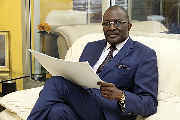 Aucune émergence n'est possible, Babacar Ngom (Sedima), champions nationaux
