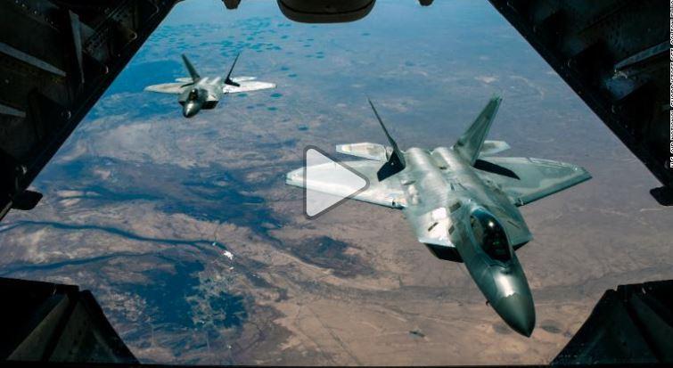 bombardiers, chasseurs, Etats-Unis
