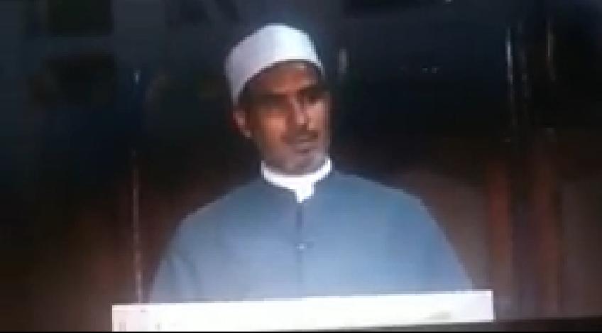 Condamné, propos Idrissa Seck, un arabe