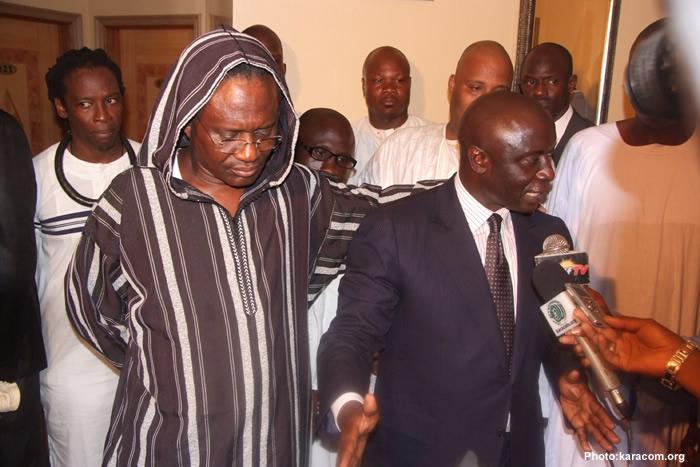 Idrissa Seck, Islam, Serigne Modou Kara