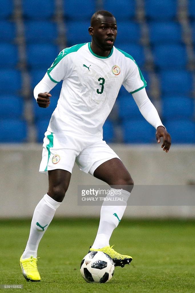 Equipe Nationale du sénégal, kalidou koulibaly, Lions du Sénégal, liste des 23 lions, match de Kalidou Koulibaly, sélection de Kalidou Koulibaly, vidéo Kalidou Koulibaly