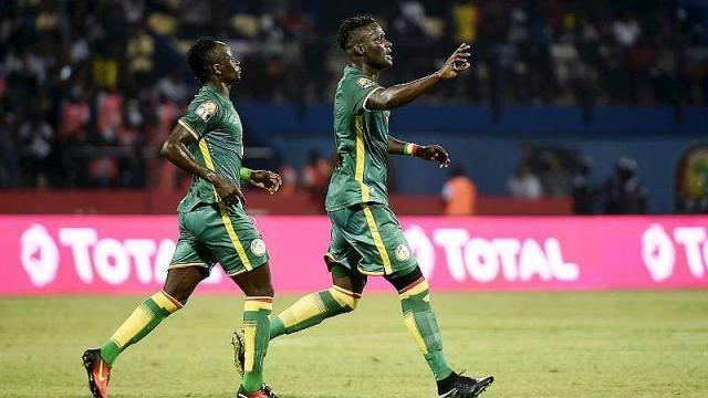 kara-et-sadio Retour de blessure – Kara Mbodji , «Sadio Mané était prêt à prendre en charge…» Equipe nationale