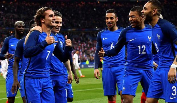 23 bleus, Didier Deschamps, liste de deschamps, liste de la france, liste des 23 bleus, Mondial 2018, nzonzi, Payet, Thauvin