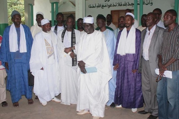Idrissa Seck, ligue des imams et prédicateurs