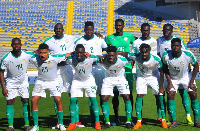 équipe nationale, Russie 2018, Sénégal