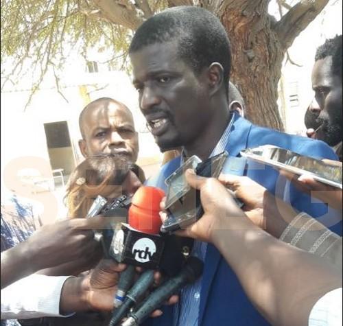 Macky Sall, Mamadou Guèye, Présidentielle