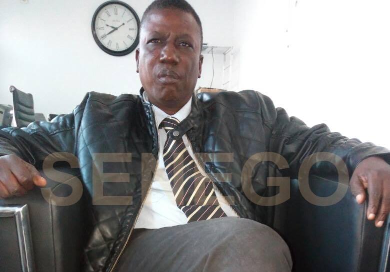 Moustapha Samb-professeur cesti