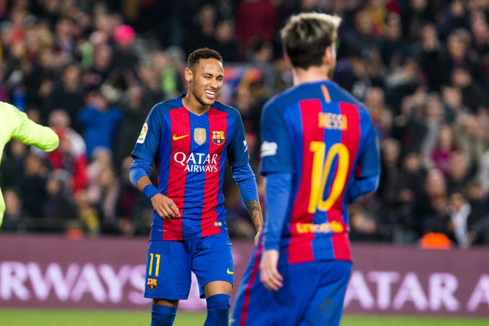 Barça, Messi, Neymar, Real