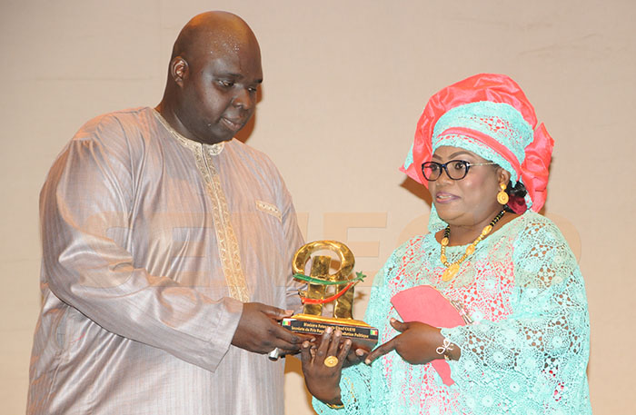 Mairie Hlm, Mme Fatoumata Diouf Gueye, politique, ragnè