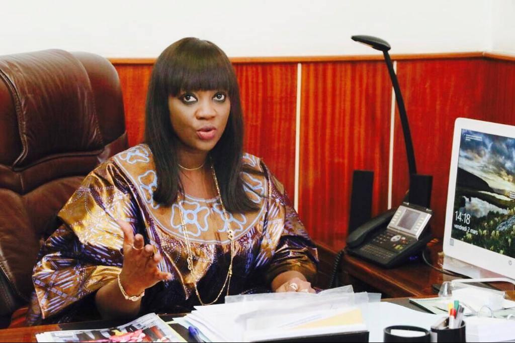 député, hémicycle, Sira Ndiaye