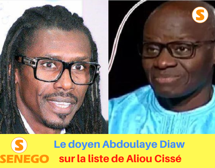 Aliou Cissé, Laye Diaw