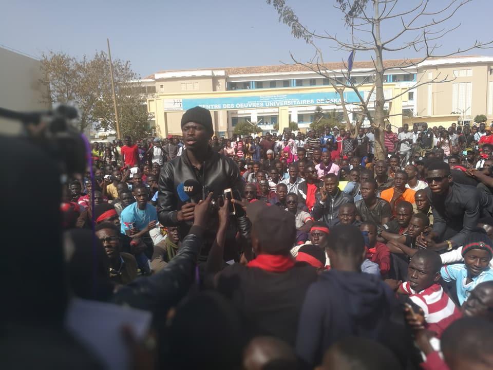 Aly Ngouille Ndiaye, amadou Ba, Mary Teuw Niane dégage, nouvel hymne