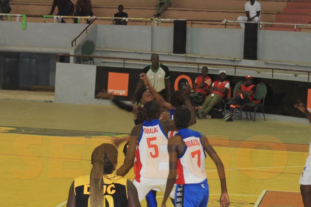 basket 221, basket sénégal, championnat de basket, Dbaloc, derklé basket loisirs club, duc/dbaloc, national 1 féminin, Sénégal, ville de dakar/saint louis basket club