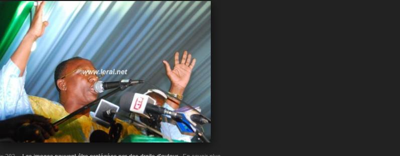 "Vidéo - Mbaye Pekhe: ""Macky Sall Dagnoukoye Falate 1er tour"""