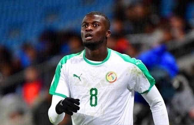 attaque, Lions du Sénégal, Mbaye Niang