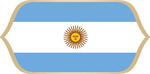drapaux pays Argentine