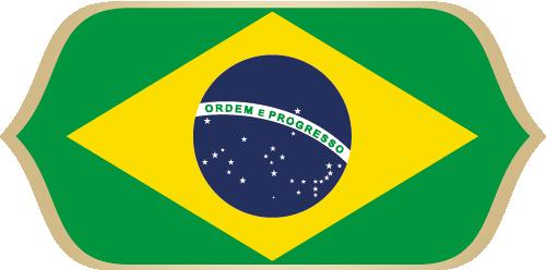 drapaux pays Brésil