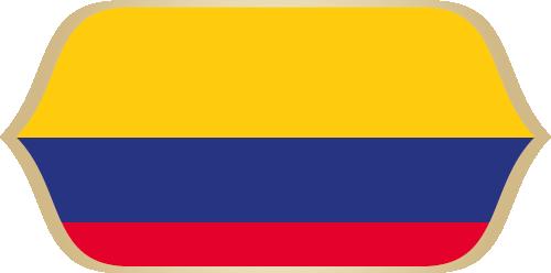 drapaux pays Colombie
