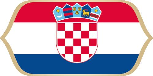 drapaux pays Croatie