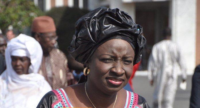 affaire 94 milliards, Aminata Touré, enquête commission parlementaire, Mimi Touré, Ousmane Sonko