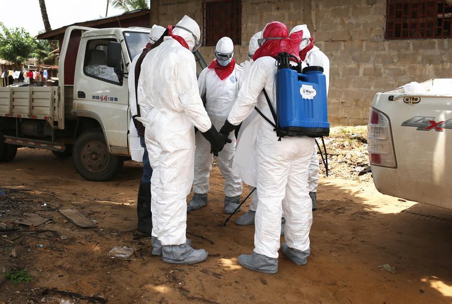 Ebola, le senegal, officielle, Un cas