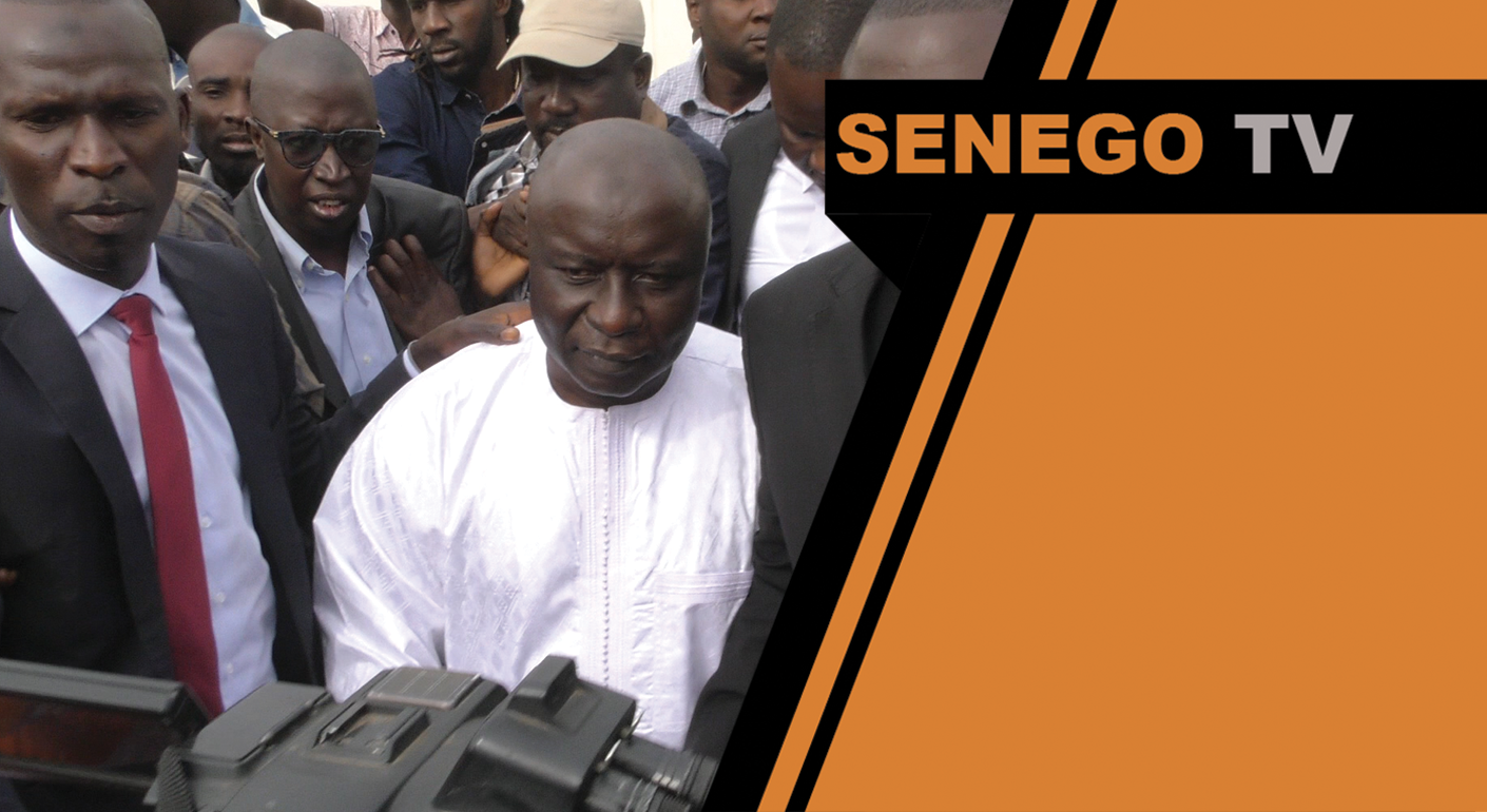 Idrissa Seck, Mecque, retour, Sénégal
