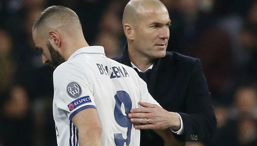 Benzema manipulé par son agent, Le Graët accuse — EdF