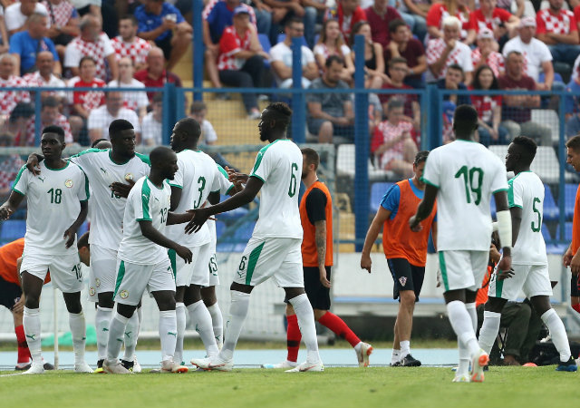 Can 2019, équipe nationale, Football, Lions du Sénégal, madagascar/sénégal, Sénégal