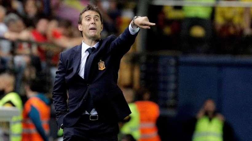fédération espagnole de football, Fernando Hierro, Julen Lopetegui, Luis Rubiales