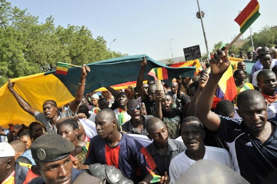 Macky Sall, One Million March, Sénégal