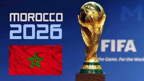 L'éléction, Maroc, Mondial 2026