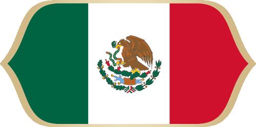drapaux pays Mexique