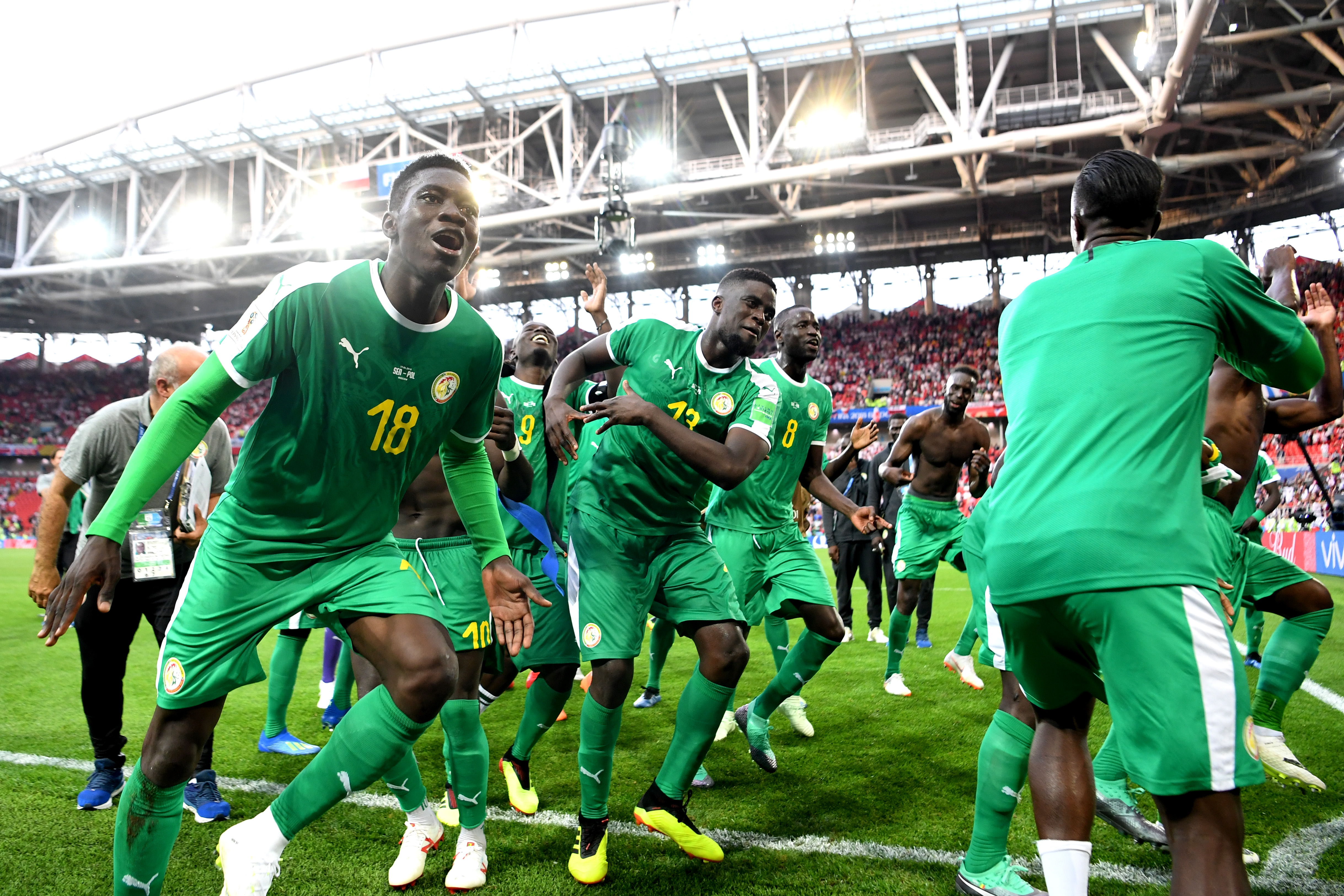 Can 2019, Eliminatoires, Sénégal