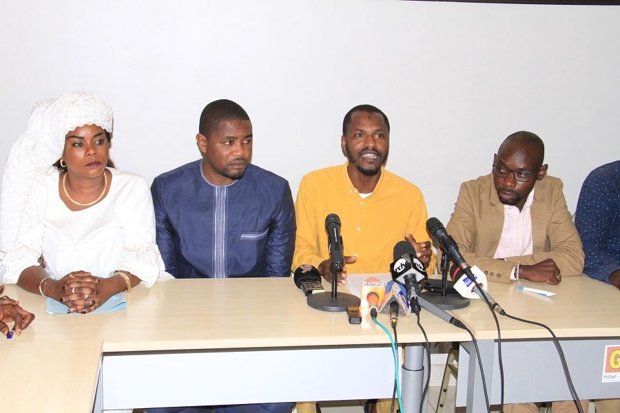 ibrahima pouye, Mame Mbaye Niang, Pierre Joe Ndiaye