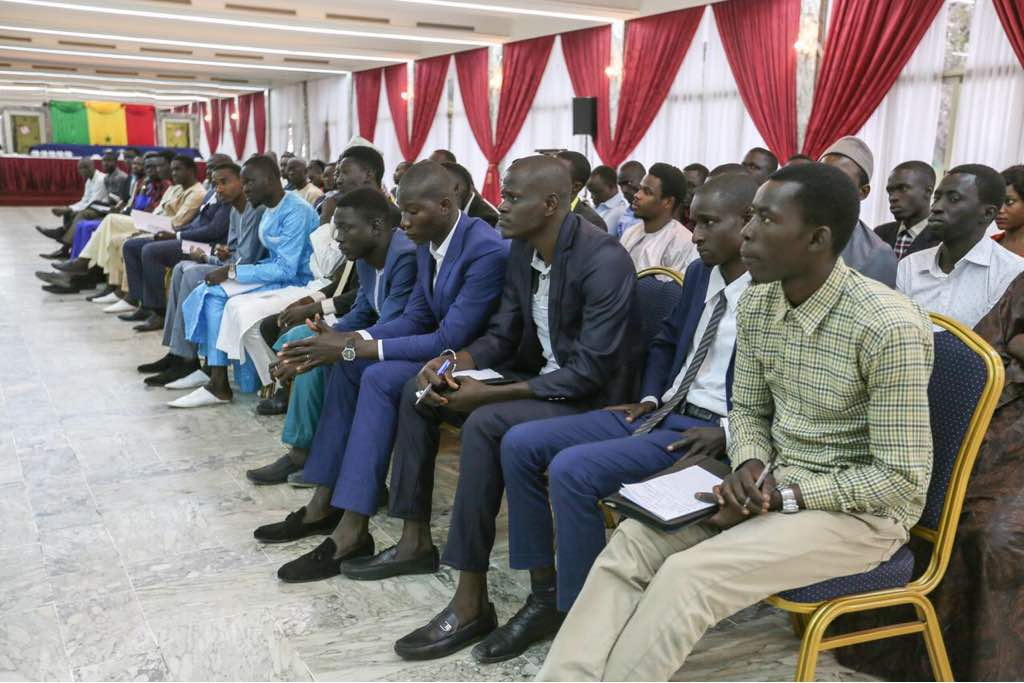 Accusés de corrompus, étudiants de Dakar, par Mamadou Faye, Ucad