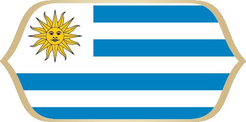 drapaux pays Uruguay